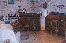 Création de bureau dans une cave APRES