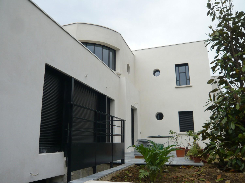 Construction de maison extension b timent paris saint for Loft banlieue parisienne