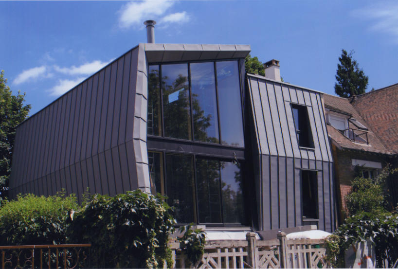 construction de maison extension b timent paris saint cloud lisandre. Black Bedroom Furniture Sets. Home Design Ideas