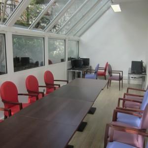 Rénovation des Imbergères à Sceaux, maison pour personnes agées
