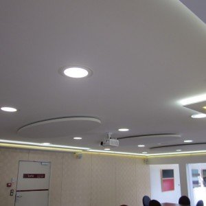 Eclairages de grandes salles