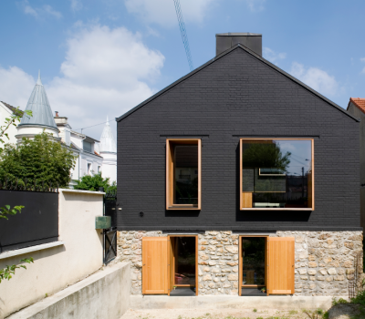 Rénovation d'une maison et de ses sous-sols