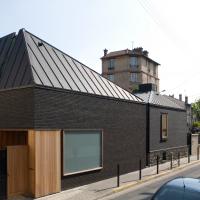 Maison facade rue